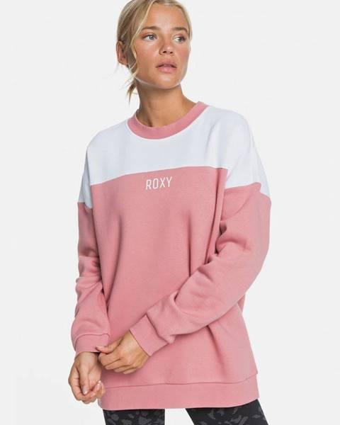 Ružová mikina Roxy