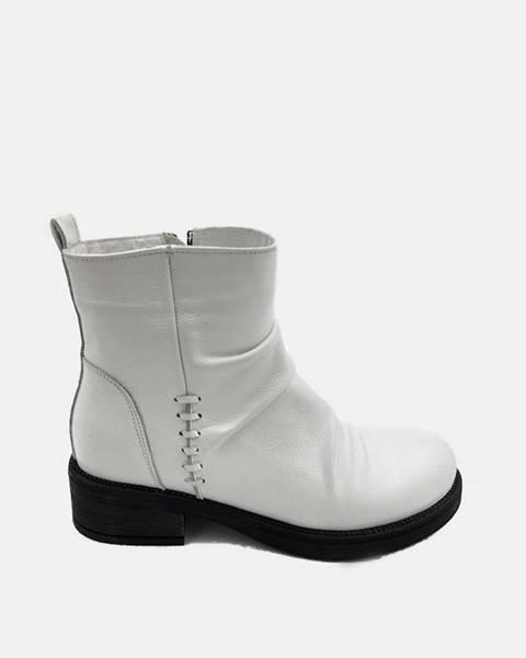 Biele topánky wild