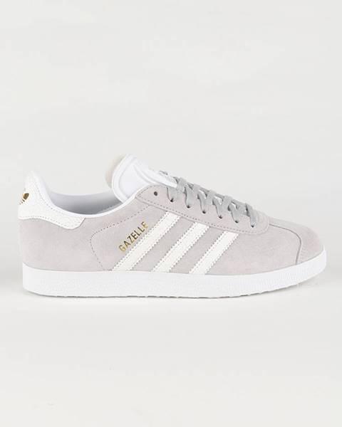 Sivé topánky adidas Originals