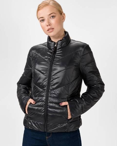 Čierna bunda Vero Moda