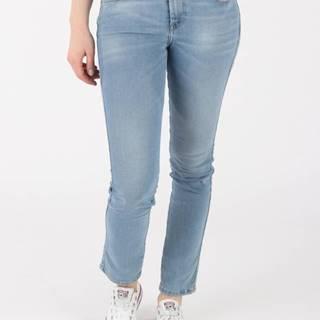 Džínsy Diesel Sandy L.32 Pantaloni Modrá