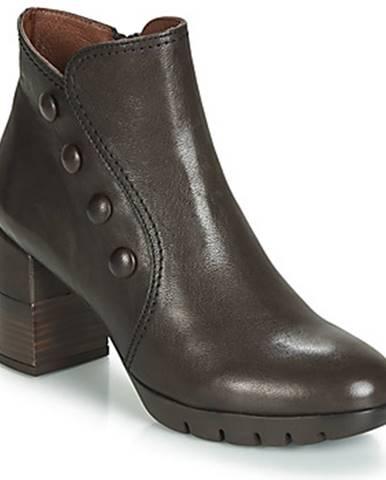Hnedé topánky Hispanitas
