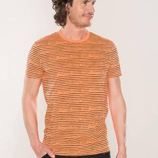 Tričko SAM 73 MT733 Oranžová