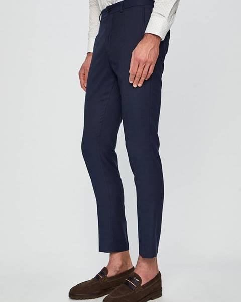 Tmavomodré nohavice Premium by Jack&Jones