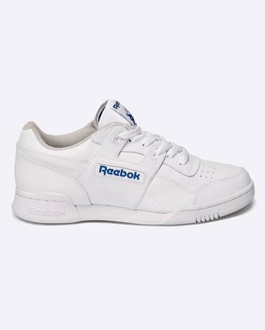 Biele topánky Reebok Classic
