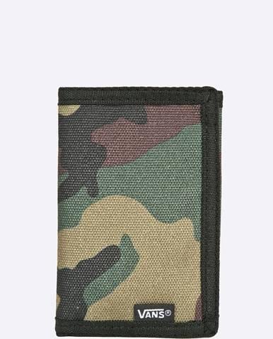 Zelená peňaženka Vans
