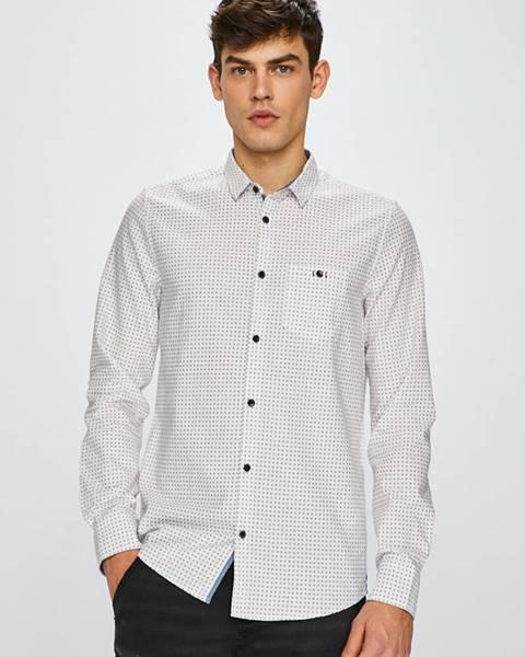 Biela košeľa MEDICINE