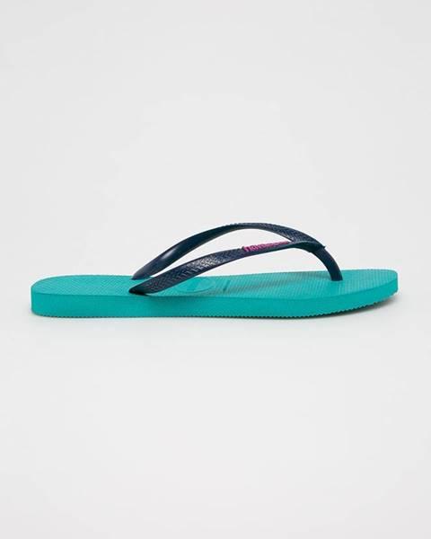 Zelené sandále Havaianas