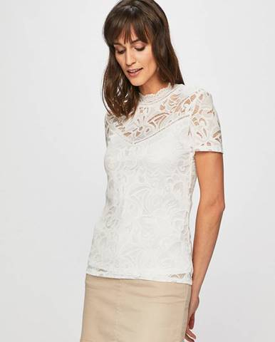 Biele tričko Vila