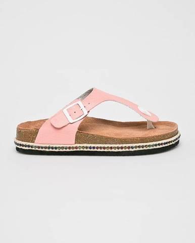 Ružové sandále Big Star