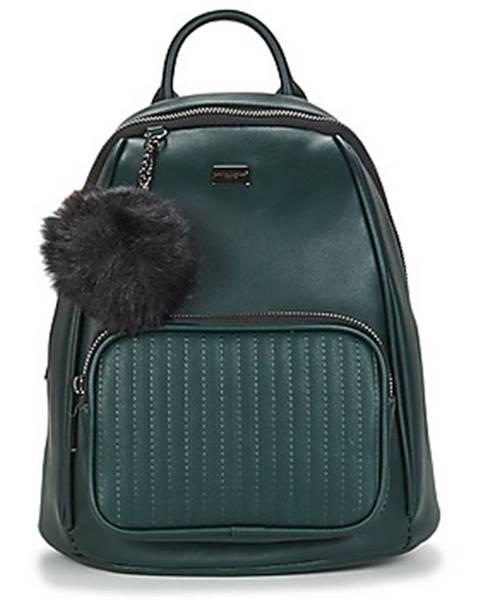 Zelený batoh David Jones