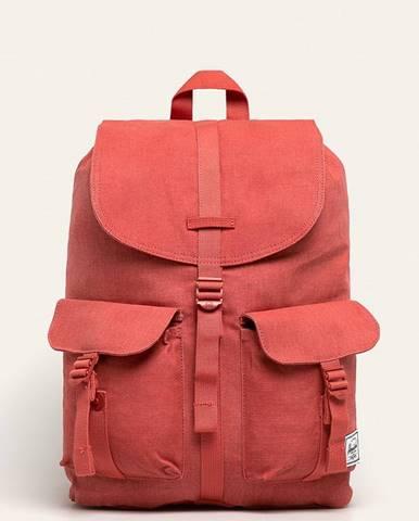 Oranžový batoh Herschel