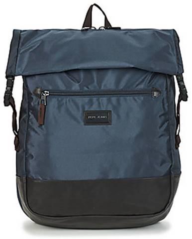 Modrý batoh Pepe jeans