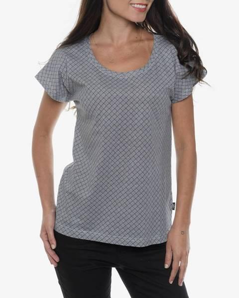 Sivé tričko SAM 73
