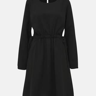 Čierne šaty VILA Sarina