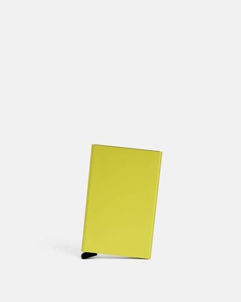 Žltý batoh Secrid