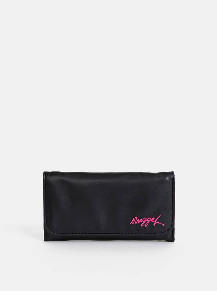 Čierna dámska peňaženka NUG...