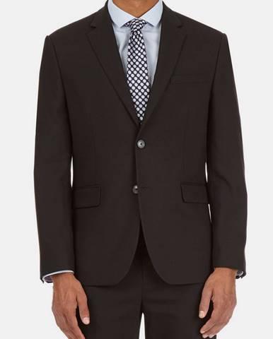 Čierne sako Burton Menswear London