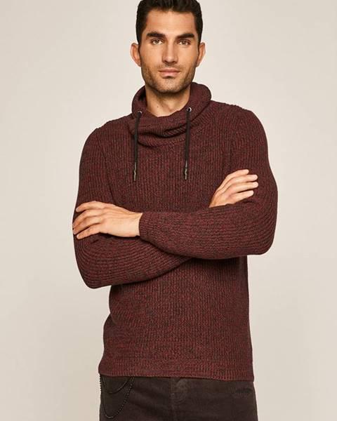 Burgundský sveter MEDICINE