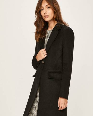 Čierny kabát Answear