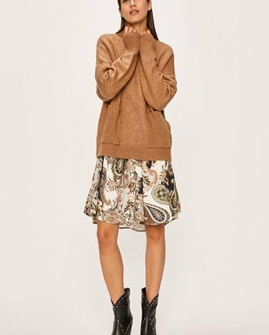 Hnedý sveter Answear