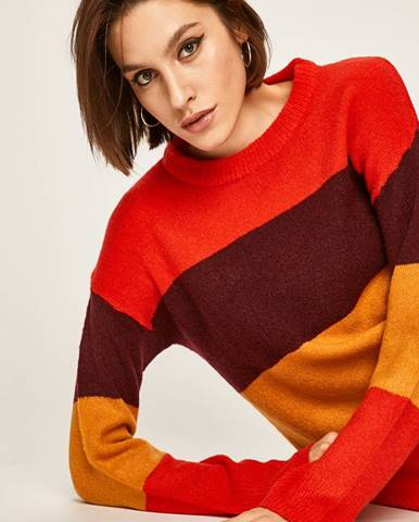 Červený sveter Answear