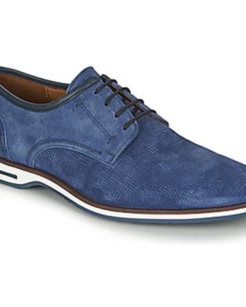 Modré topánky Lloyd