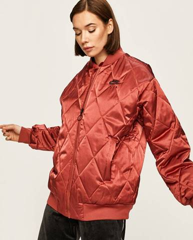 Burgundská bunda Nike Sportswear