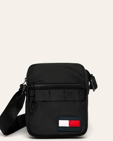 Čierna taška Tommy Hilfiger
