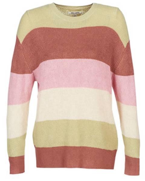 Viacfarebný sveter Billabong