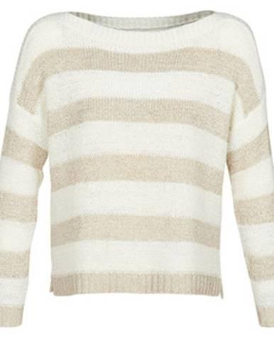Biely sveter Only
