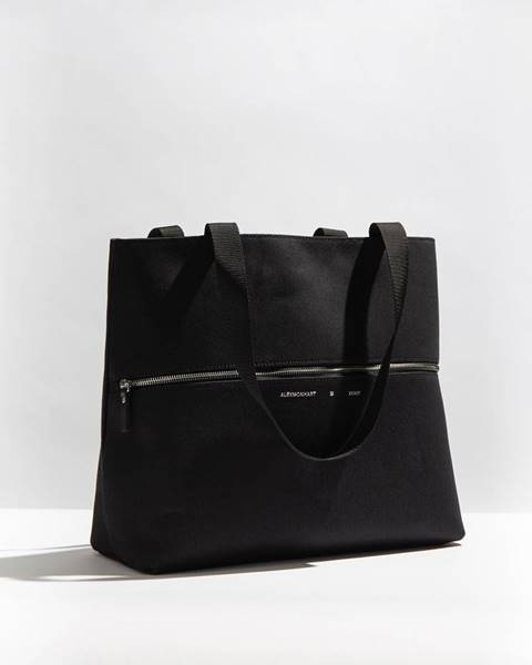 Čierna kabelka Alexmonhart