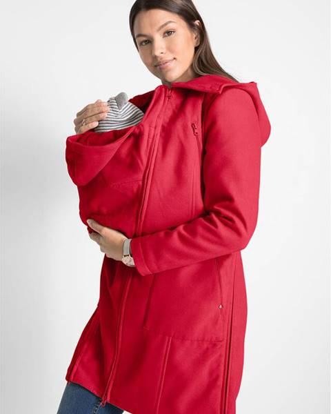 Červená bunda bonprix