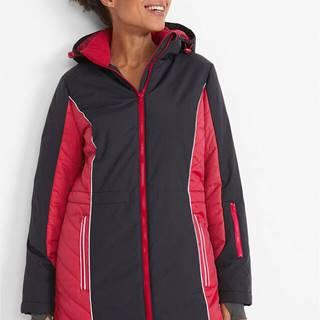 Outdoorová bunda, funkčná s reflexnými prvkami