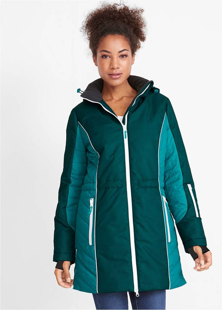 bonprix Outdoorová bunda, funkčná s reflexnými prvkami