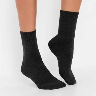 Thermo ponožky s ABS podrážkou (2 ks) unisex