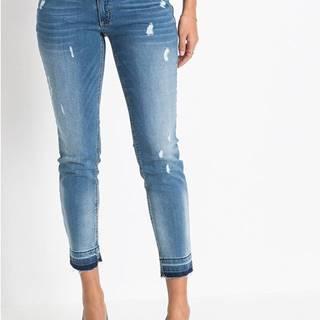 Strečové džínsy, skinny