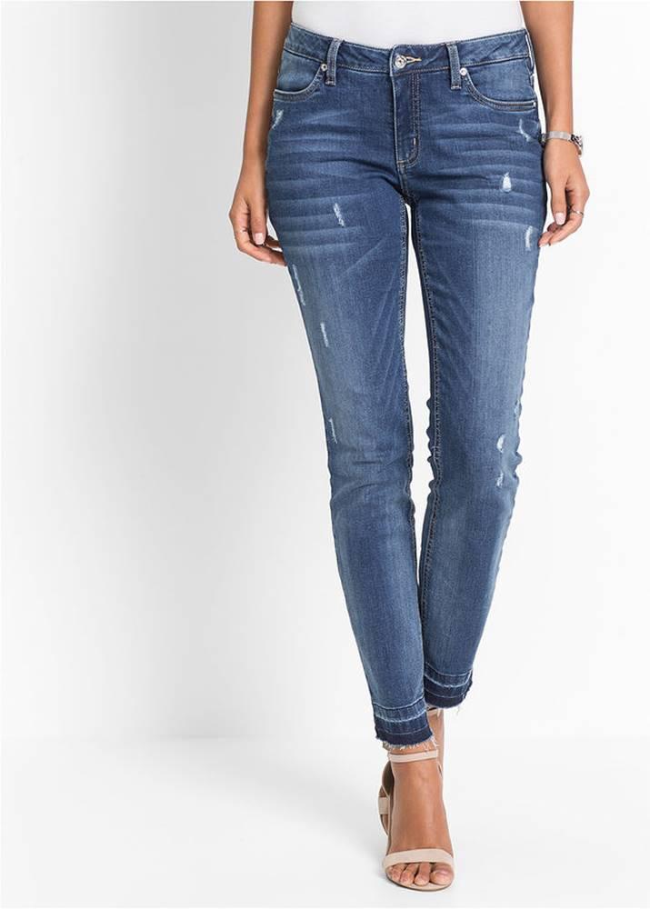 bonprix Strečové džínsy, skinny
