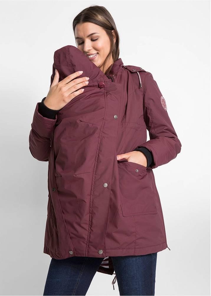 bonprix Materská bunda/bunda na nosenie dieťaťa