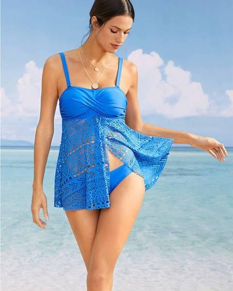 Modré plavky bonprix