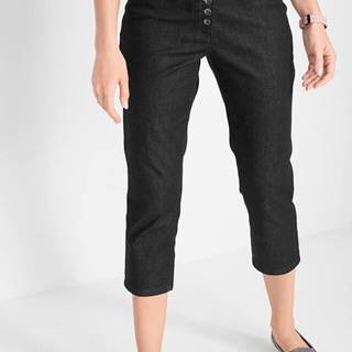 Udržateľné 3/4-ové nohavice z recyklovaného polyesteru