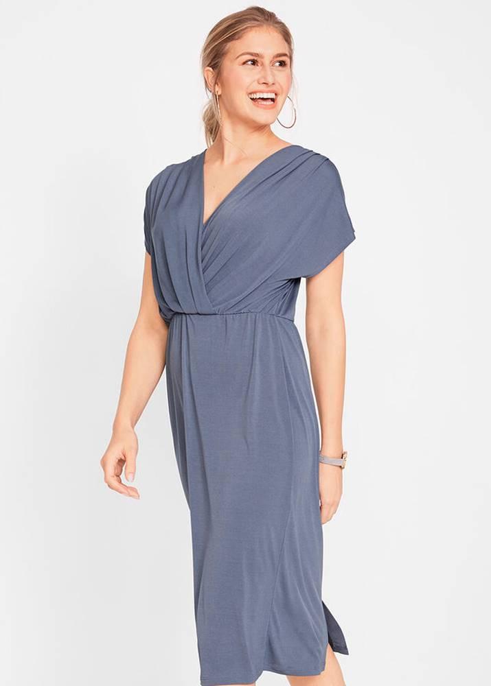 bonprix Šaty v zavinovacom vzhľade - dizajn Maite Kelly