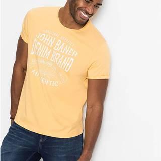 Tričko s potlačou, Regular Fit