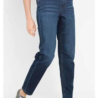 Udržateľné boyfriend džínsy, recyklovateľný polyester