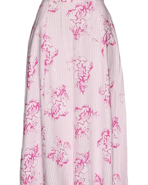 Ružová sukňa bonprix