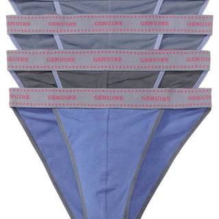 Tangá nohavičky (4ks v balení)