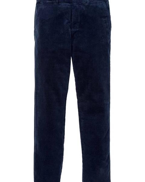 Modré nohavice bonprix