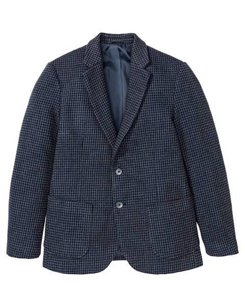 Modrý oblek bonprix