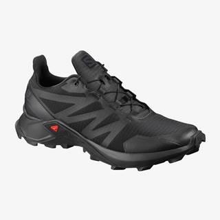 Topánky Salomon Supercross Black/Black/Black Čierna