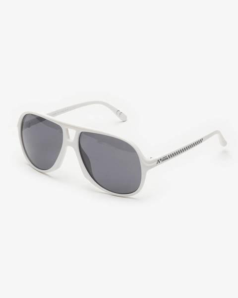 Biele okuliare Vans